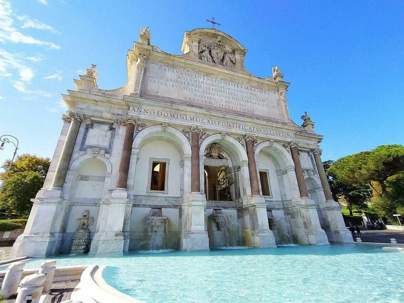 Splendida Roma!