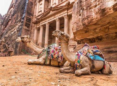 Giordania: Archeologia e natura