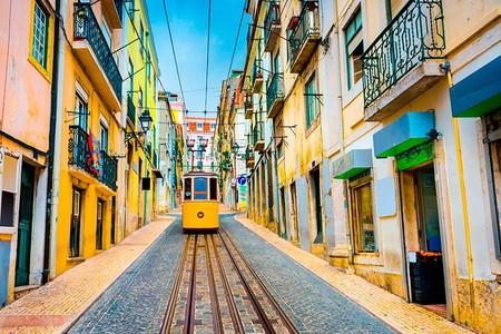 Lisbona... da toccare