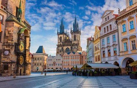 Praga e le sue leggende