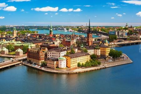 Stoccolma d'estate
