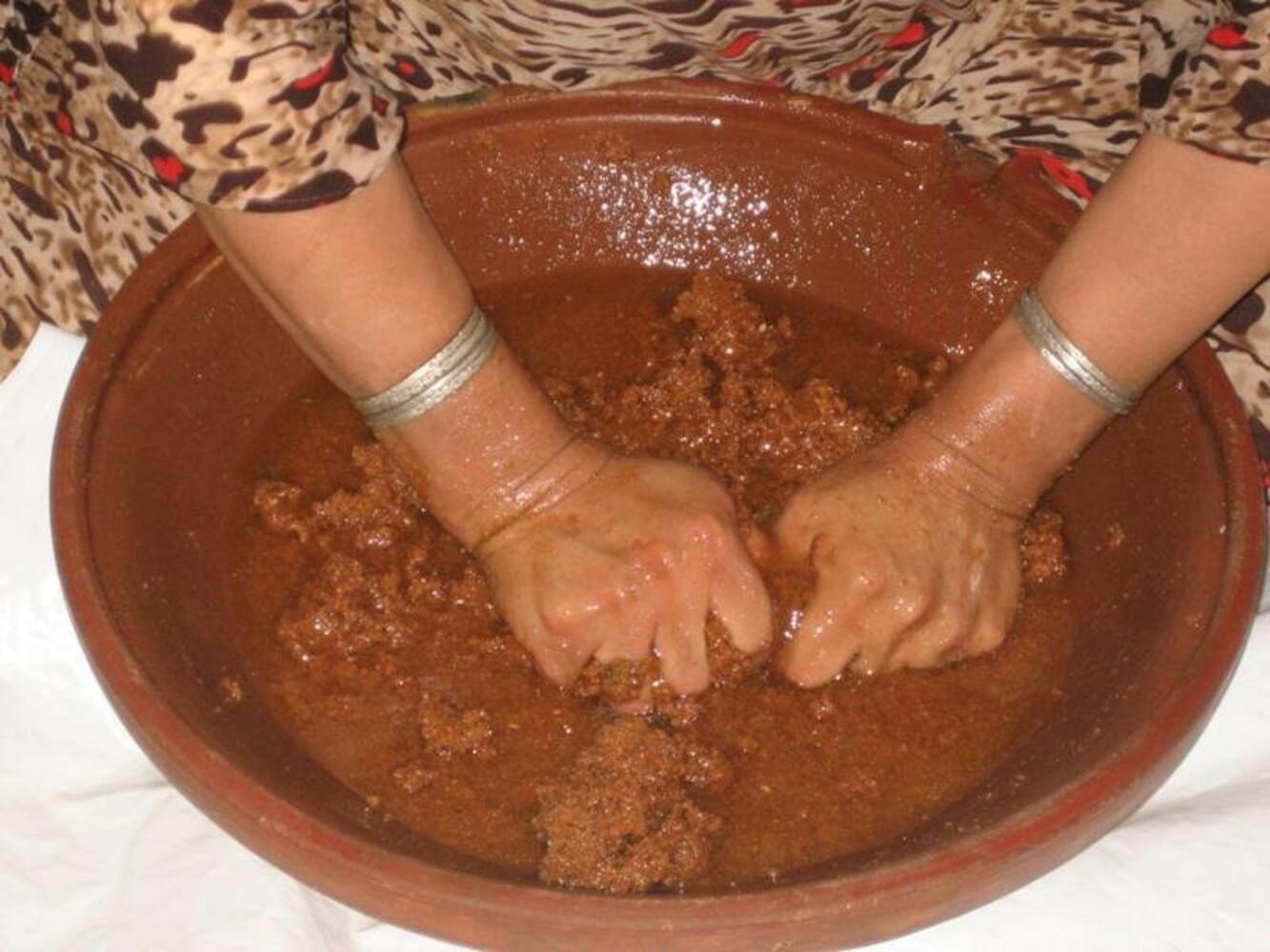 Marocco: Viaggio nei sensi - profumo d'argan