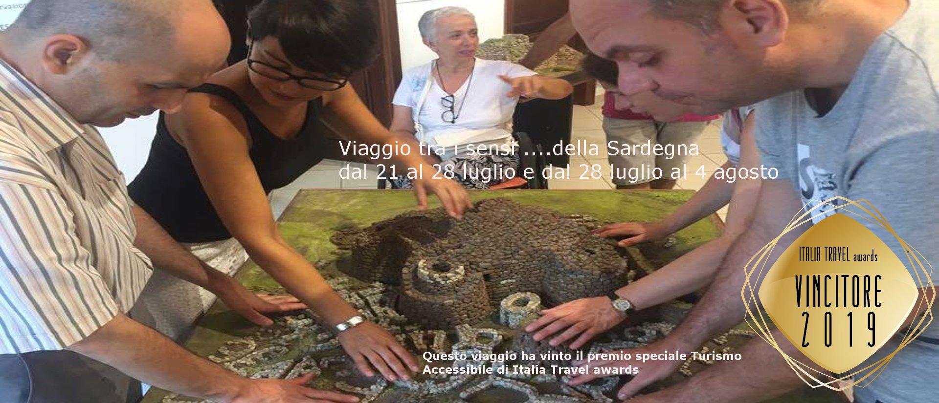 Viaggio Sardegna Accessibile